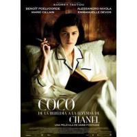 Coco: De la rebeldía a la leyenda de Chanel - DVD