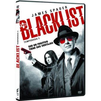 The Blacklist Temporada 3 - DVD