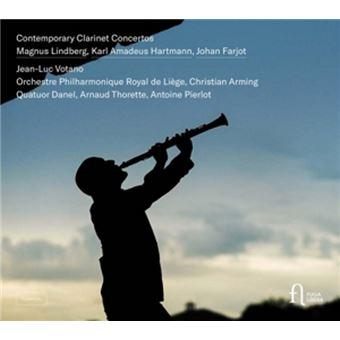 Contemporary Clarinet Con