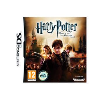 Harry Potter: Las Reliquias de la Muerte Parte 2 Nintendo DS