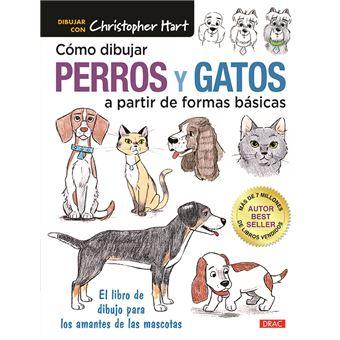 Cómo dibujar perros y gatos a partir de formas básicas