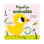 Pequeños animales-toca y escucha