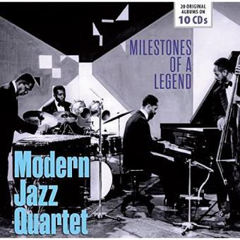 20 Original Albums. Modern Jazz Quartet (10 CD)