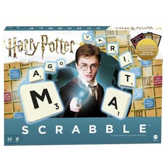 Scrabble Harry Potter Mattel