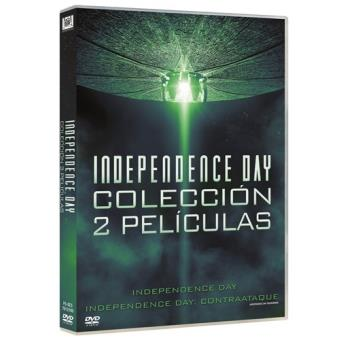 Pack Independence Day (Independence Day + Independence Day: Contraataque) - DVD