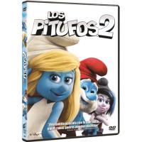 Los pitufos 2 (Ed. Big Face) - DVD