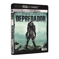 Depredador - UHD + Blu-Ray