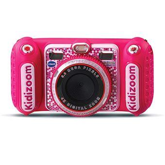 Cámara KidiZoom Duo DX 10 en 1 rosa