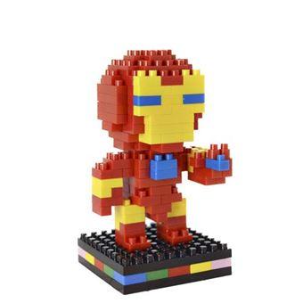Puzzle 3D Pixo Marvel Los Vengadores - Iron Man