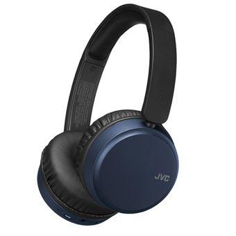Auriculares Noise Cancelling JVC HA-S65BN-A-U Azul