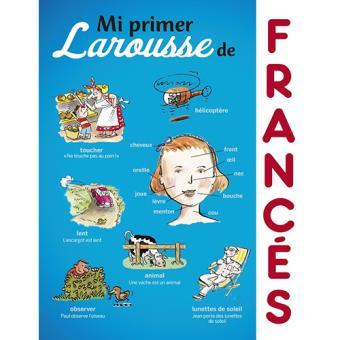 Mi primer Larousse de francés