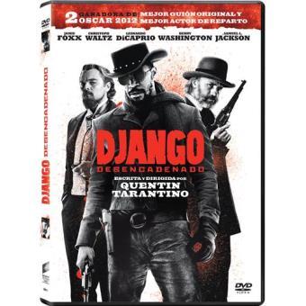 Django desencadenado - DVD