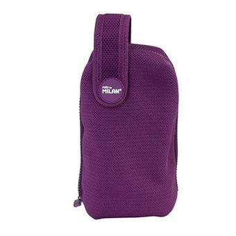 Kit Milan estuche extraíble Knit Deep Purple lila