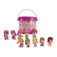 Pinypon Cubo Mix is Max con 10 figuras