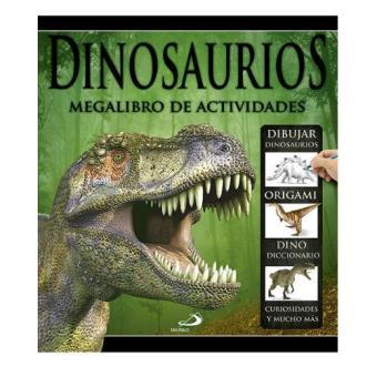 Dinosaurios megalibro de actividades