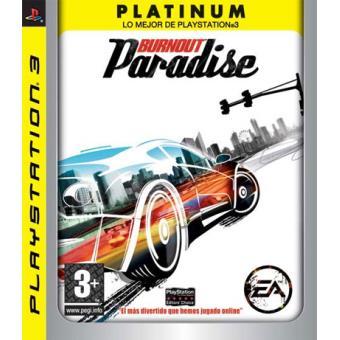 Burnout Paradise Platinum PS3