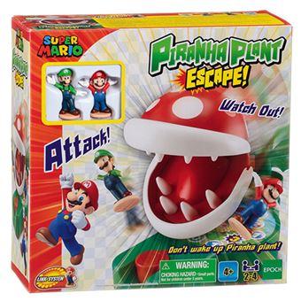Super Mario Bros Planta Piraña!