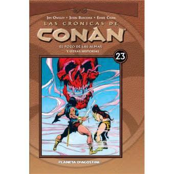 Las crónicas de Conan 23 (Cartoné)