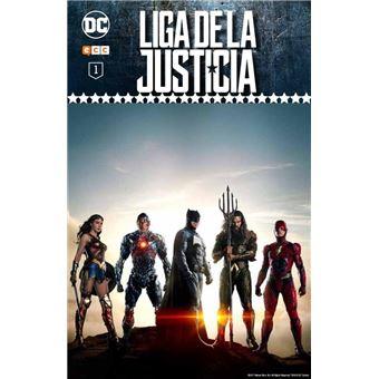 Coleccionable Liga de la Justicia num.1 El origen de la Liga de la Justicia