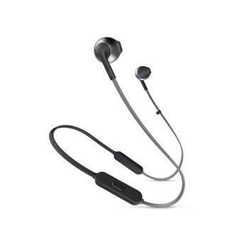 Auriculares JBL Tune 205 Bluetooth Negro