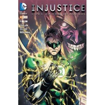 Injustice: Gods among us núm. 23