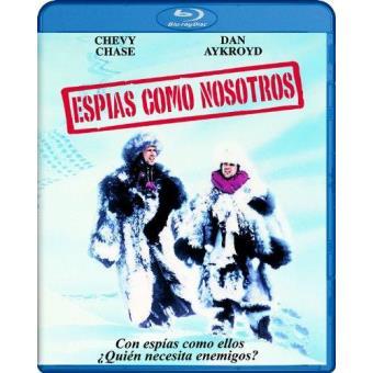 Espías como nosotros - Blu-Ray
