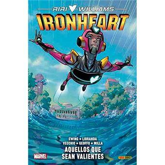 Ironheart 1 - Riri Williams