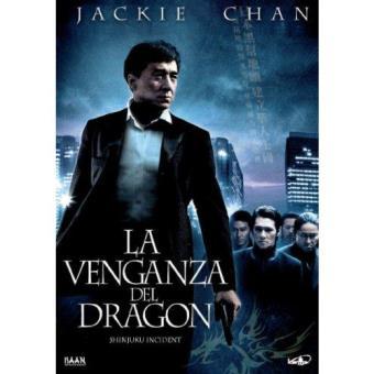 La venganza del dragón - DVD