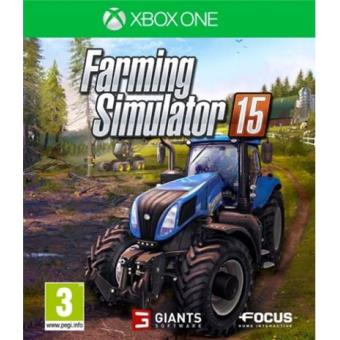 Farming Simulator XBox One