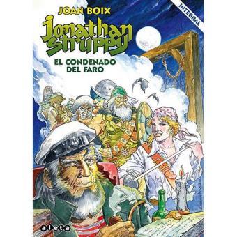 Jonathan Struppy. El condenado del faro (Integral)