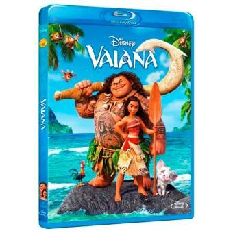 Vaiana - Blu-Ray