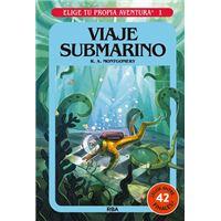 Viaje submarino - Elige tu propia aventura 1