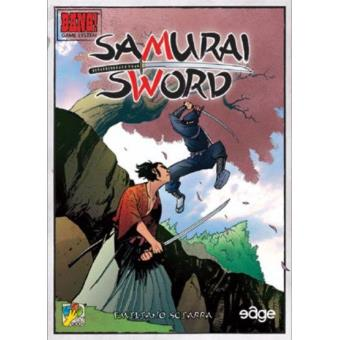 Samurai Sword-cartas