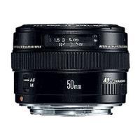 Objetivo Canon EF 50 mm f1.4 EF USM