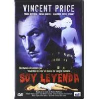 Soy leyenda (1964) - DVD