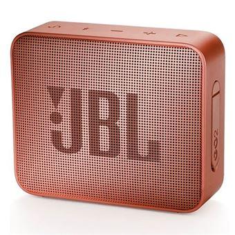Altavoz Bluetooth JBL GO 2 Cinnamon