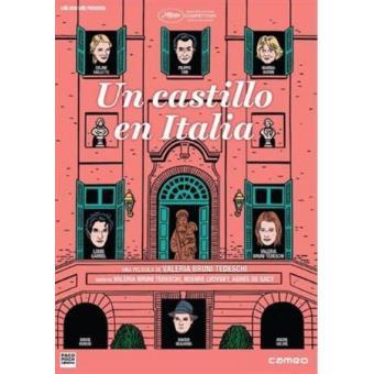 Un castillo en Italia - DVD