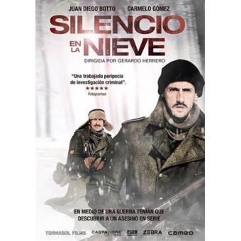 Silencio en la nieve - DVD