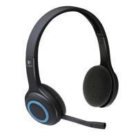 Auriculares Logitech Wireless Headset H600 Auriculares inalámbricos con micrófono