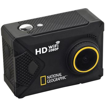 Videocámara Sport National Geographic Full HD Wi-Fi