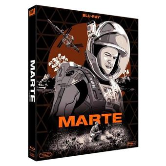 Marte (The Martian)  Ed Iconic - Blu-Ray