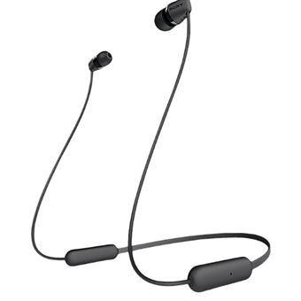 Auriculares Bluetooth Sony WI-C200 Negro