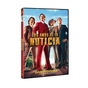 Los amos de la noticia - DVD