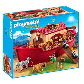 Playmobil WildLife Arca de Noé