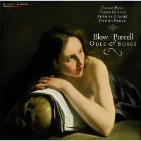 Purcell & Blow: Odas y canciones