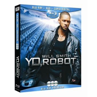 Yo, robot - Blu-Ray + DVD + Copia digital