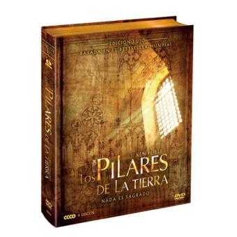 Pack Los pilares de la Tierra: Edición lujo (Serie completa) - DVD