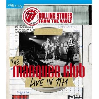 The Rolling Stones - From The Vault: The Marquee (Ed. Blu-Ray)