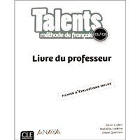 Talents C1-C2 - Livre de Professeur