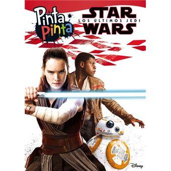 Star Wars -  Los últimos Jedi -  Pinta Pinta